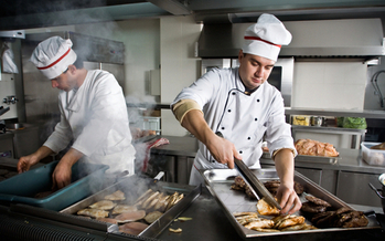 PHOTO: The majority of the 60,000 new jobs added in Washington in 2013 are in low-wage industries such as food service. Photo credit: iStockphoto.com.
