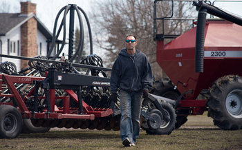 PHOTO: Concerns are being raised in Iowa that a provision in the Farm Bill to limit some types of payments may be stripped from the legislation in Conference Committee. Photo courtesy USDA.