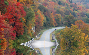 Photo: $784,000 was cut from the Blue Ridge Parkway during sequestration. Courtesy: Environment NC