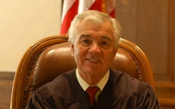 PHOTO: As an attorney and, later, a state Supreme Court Justice, Tom Chambers told people that