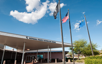 PHOTO: The state is scouting locations in Northern Nevada for a new veterans home, in light of greatly increased demand for services for aging vets. Photo courtesy Nevada Dept. of Veterans Services.