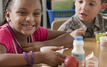 PHOTO: Massachusetts does not fare well in a new scorecard showing the scope and reach of free breakfast programs for low-income children in schools. Photo credit: Wikimedia Commons.