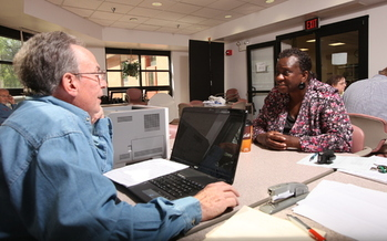 PHOTO: AARP Nevada again offering free tax filing assistance for Nevadans. Photo credit: AARP Foundation Tax-Aide program.