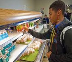 PHOTO: A new report ranks Pennsylvania 39th among states for student participation in school breakfast programs, and the state is working to improve that ranking. Photo credit: Wikipedia