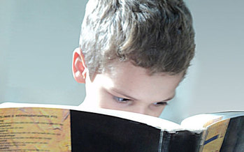 PHOTO: A new study finds the majority of New Hampshire fourth-graders are reading below grade level, and the reading gap between high- and low-income students is growing. Photo credit: publicdomainpictures.net