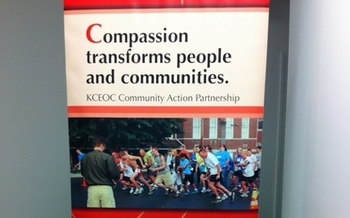 PHOTO: Community Action Kentucky is commemorating the 50th anniversary of the