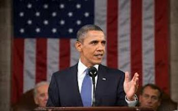 Photo: President Obama addresses the nation in the State of the Union Address. Courtesy: whitehouse.gov
