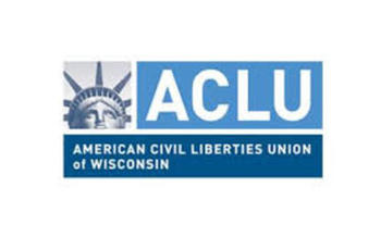 The ACLU has filed a case in federal court in Madison seeking recognition for legal out-of-state marriages for Wisconsin same-sex couples. (Logo provided by ACLU)