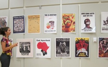 PHOTO: Indiana residents can learn more about diverse historical boycott movements in a traveling poster exhibit opening today in Indiana. Photo courtesy of AFSC.