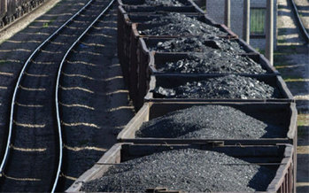 PHOTO: A new report raises questions about whether the rail system can handle more loads of coal and oil from the Powder River Basin - bound for markets overseas. Photo credit: Energy Information Administration.