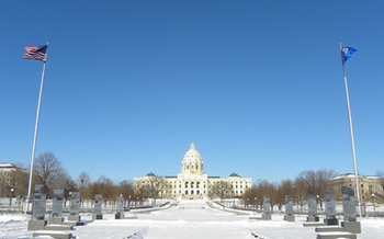 PHOTO: Efforts to address bullying in Minnesota schools and workplaces are expected to garner much debate as the gavel drops Tuesday for the opening of the 2014 Legislative Session. Photo credit: Fibonacci Blue