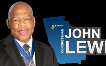 PHOTO: Georgia state Rep. John Lewis speaks out in support for marriage equality in a campaign that started this week. Photo courtesy of Rep. Lewis