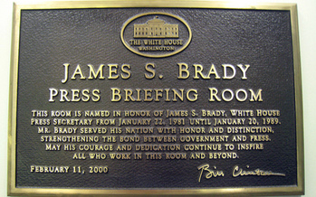 PHOTO: It was on this day in 1994 that the Brady Handgun Violence Prevention Act took effect. Photo credit: Josh Berglund