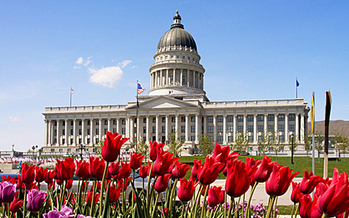 PHOTO: The Utah Legislature has approved a resolution acknowledging
