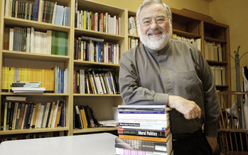 PHOTO: Cognitive scientist and messaging expert George Lakoff will be one of the featured speakers at the sixth annual Wisconsin Grassroots Festival on Saturday. (Photo courtesy of WI Grassroots Network)