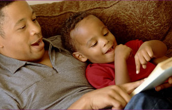 PHOTO: In the wake of compelling research on the importance of early brain development for children ages 0-5, First 5 California is launching a new statewide media campaign encouraging parents and caregivers to talk, read, and sing to babies and toddlers. Photo courtesy First 5 California.