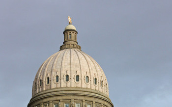PHOTO: Tax cuts for business are on the table at the Idaho Legislature, and a new report from the Institute for Taxation and Economy Policy shows that legislators should ask some tough questions about how those cuts will be paid for. Photo credit: Deborah C. Smith