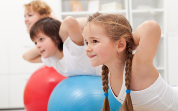 PHOTO: If Colorado children got more regular physical exercise, it would improve the health of the state overall, says a new report from the Colorado Health Foundation. Photo credit: iStockphoto.com.