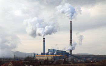 A report from PennEnvironment says Pennsylvania could be doing far more to curb carbon pollution from sources like power plants. Photo courtesy of publicdomainpictures.net.