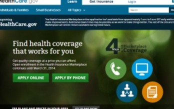 PHOTO:Uninsured Illinoisans who have not yet signed up for health insurance through the marketplace set up by the Affordable Care Act still have time, but not much. Picture credit:healthcare.gov.