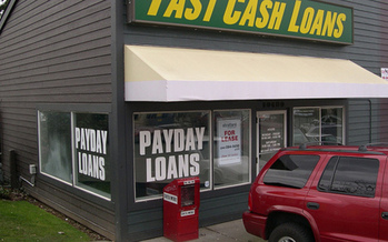 PHOTO: There will be another major push for legislation in 2015 to reform the payday loan industry in Texas. Photo credit: A McLin.