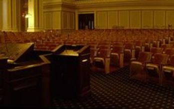 PHOTO: The state House is in recess, but a stark choice faces lawmakers who want to put a plug in the flow of so-called