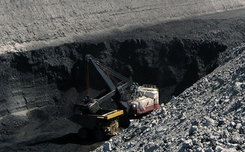 PHOTO: Powder River Basin coal is singled out in a report by the Sierra Club that tracks carbon pollution. Photo credit: U.S. Geological Survey