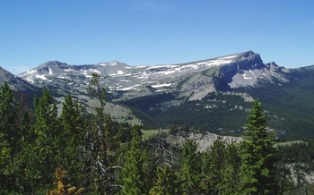PHOTO: The Fish and Wildlife Commission voted Thursday to endorse the Rocky Mountain Front Heritage Act, which would add acreage to the Bob Marshall Wilderness Complex (pictured). Photo courtesy of Forest Service.