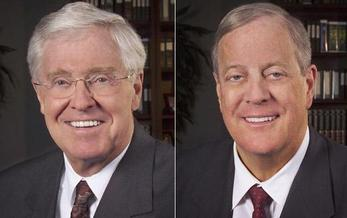 Americans for Prosperity, funded oil and chemical billionaires Charles and David Koch, is campaigning aggressively in West Virginia, but the group's own positions are less well known. PHOTO courtesy of the Center For Public Integrity.