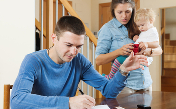 PHOTO: One in five families receiving TANF assistance in Oregon gets only a monthly check, rather than the training or job placement help such families could have had before the state cut these services in the recession. Photo credit: iStockphoto.com.
