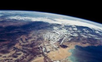 PHOTO: It has been 44 years since the first Earth Day, and environmental supporters say now more than ever there is great need to ensure the air, water, and land are protected for years to come. Photo courtesy of NASA.