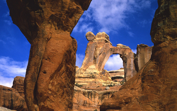 PHOTO: A court ruling ensures that motorized vehicle use will continue to be restricted at Salt Creek Canyon in Canyonlands National Park. Photo courtesy Utah Office of Tourism.