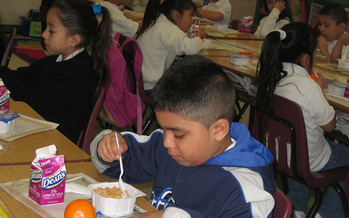 PHOTO: A new report says New Mexico is again No. 1 in America for childhood hunger, affecting almost one in three kids in the state. Photo courtesy U.S. Department of Agriculture.