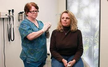 PHOTO: Most Ohioans can get preventive health services as part of the Affordable Care Act. Photo courtesy of CDC/ Douglas Jordan, M.A.