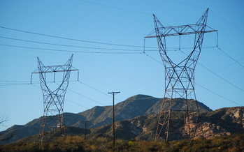 PHOTO: Planned routes for energy transmission lines across the West are being reevaluated as part of a court-ordered settlement. Public comments will be taken until Tues., May 27. Photo credit: U.S. Geological Survey