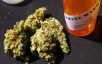 PHOTO: Under Minnesota's medical marijuana bill, patients will not be able to get the plant or its leaves, but could obtain medicinal marijuana in liquid or pill form. Photo credit: Mark/Flickr