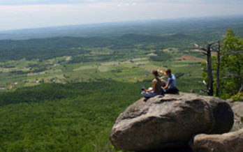 PHOTO: President Obama's new tourism initiative is being welcomed in Virginia, which already benefits from foreign vacation cash. Photo credit: Bob Kuhns, National Park Service.