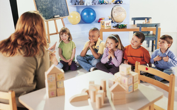 PHOTO: A national report on early childhood education funding and enrollment figures by state ranks Nevada near the bottom. Photo courtesy of Washington State Department of Early Education.