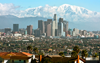 PHOTO: The proximity to the busy LA metro area is one reason groups want to preserve the San Gabriel Mountains. During Asian Pacific Heritage Month, groups highlighted the historical contributions of Asian Pacific islanders to the area and said they support a proposal to make it a National Recreation Area. Credit: BobBushPhoto/iStockphoto.com