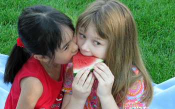 PHOTO: Idaho is one of the top states for reaching low-income kids with nutritious summer meals. Photo credit: Deborah C. Smith