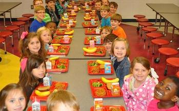 PHOTO: More than 163,000 children in Utah receive free or reduced-price meals during the school year. But in the summer, that number drops to less than 19,000. Efforts are under way to change that. Photo courtesy letsmove.gov.