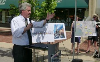 PHOTO: EPA Regional Administrator Shawn Garvin announces $3.7 million in grants for
