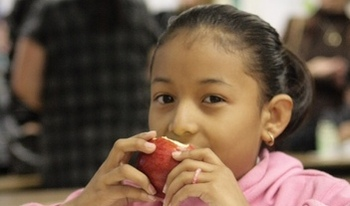 Hundreds of schools around the commonwealth took part in the Pennsylvania School Breakfast Challenge, in an effort to enroll more students in school breakfast programs. Photo courtesy of Share Our Strength.