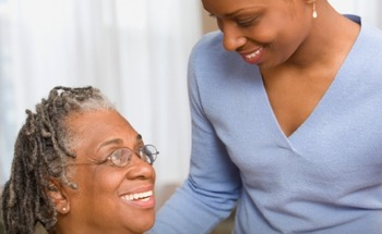 GRAPHIC: A new survey ranks Washington second in the nation for long-term care services and support, but nursing home employee turnover and overall affordability of care remain two areas of concern. Photo courtesy AARP.