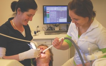PHOTO: Fueled by new research, oral health care advocates in the Commonwealth are continuing efforts to restore coverage for dentistry in clinics and dentists' offices for patients who have nowhere to turn but often-over-stretched hospital emergency rooms. Photo credit: Erik Christensen/Wikipedia.