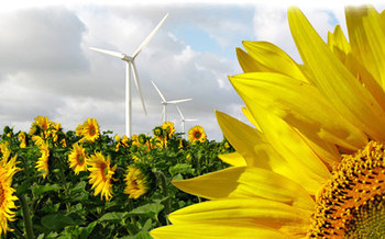 PHOTO: This fall UW-Madison students will be able to enroll in a Sustainability Certificate Program which will teach them to apply sustainability principles to real-world problems. (Photo courtest of UW-Extension)